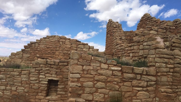 Hovenweep up close