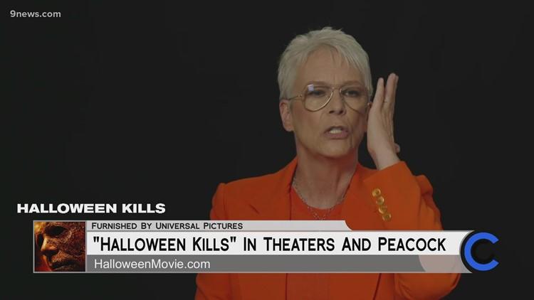Halloween Kills - Jamie Lee Curtis - October 20, 2021