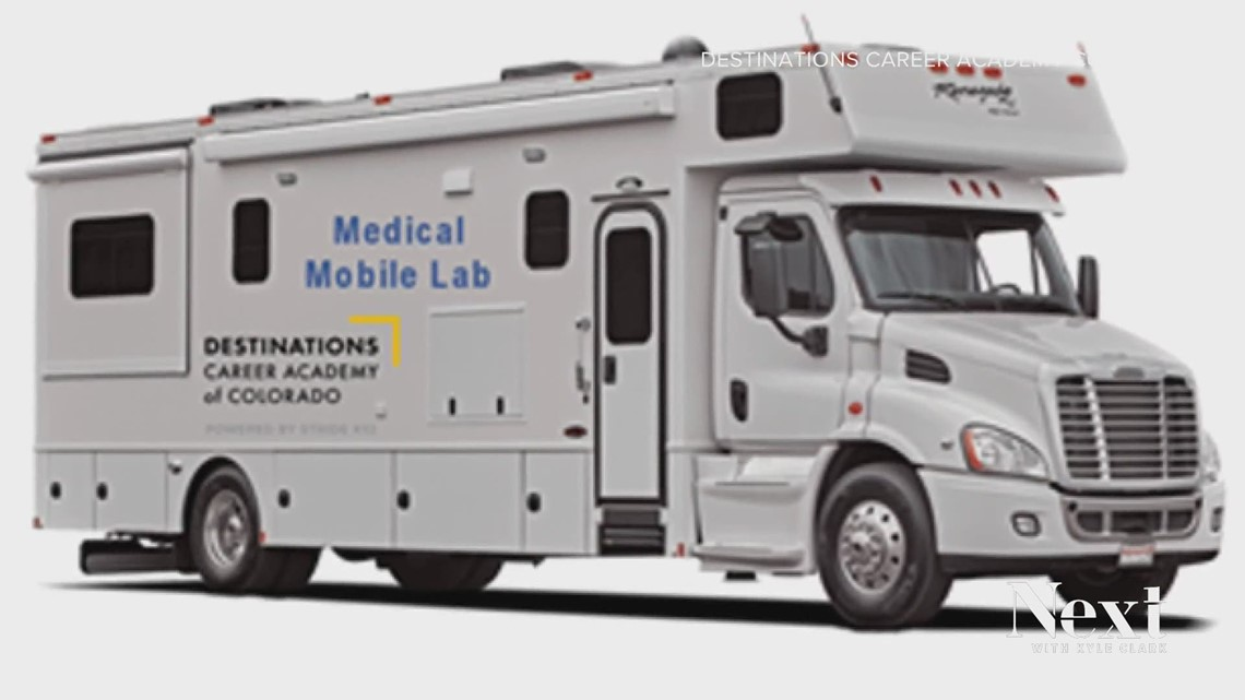 Certified nursing assistants can complete clinical hours in mobile lab