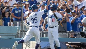 Rockies lose to Dodgers, season ends one week from today