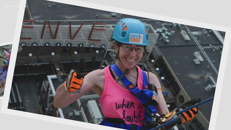 Warrior Way: Over the Edge raises money for cancer research