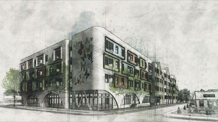 Affordable housing project in Denver would provide homes for people living with brain injuries