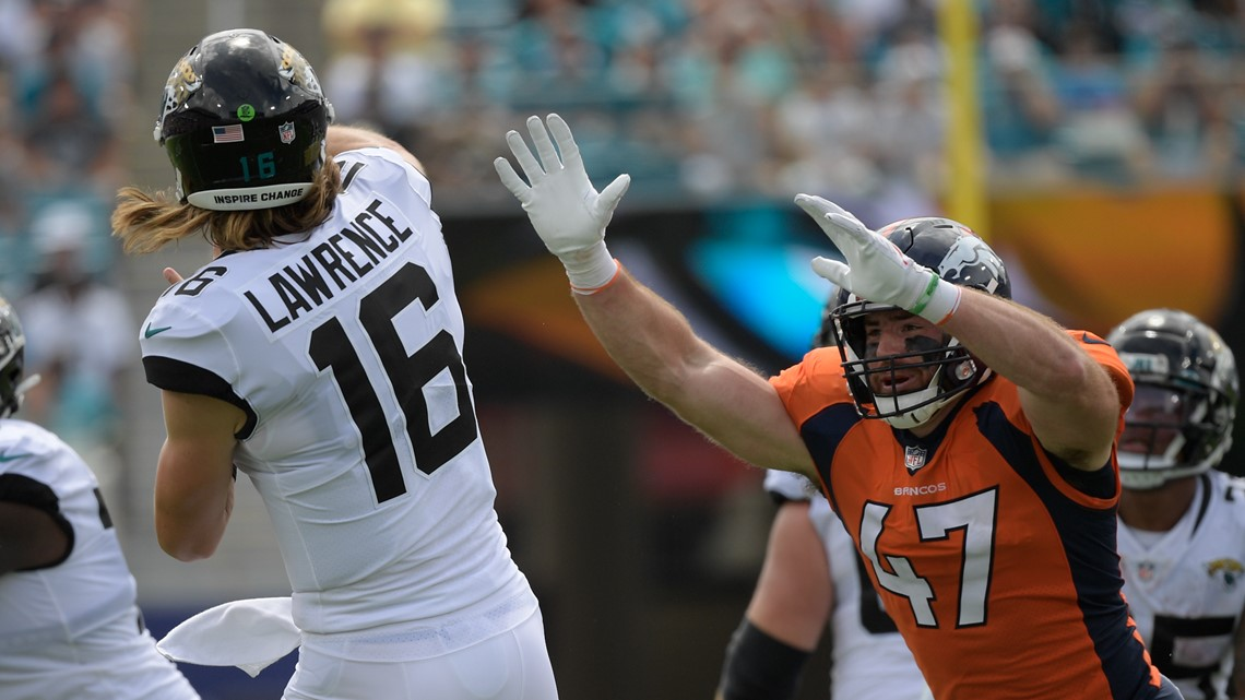 Broncos linebacker Josey Jewell likely out for season
