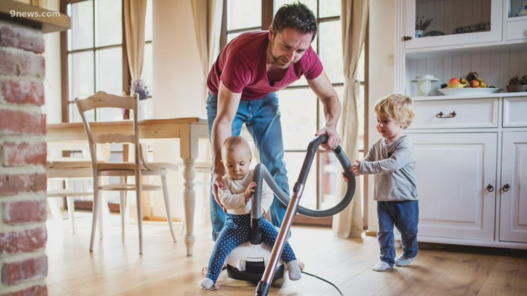 It Takes A Village: How parents can manage feeling 'touched out'