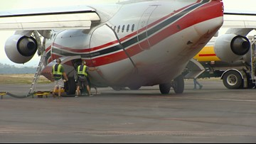 Permanent airtanker base coming to Colorado Springs