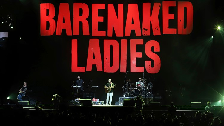 Barenaked Ladies, Gin Blossoms announce summer Red Rocks show