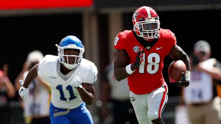 AP All-America Team Football Deandre Baker