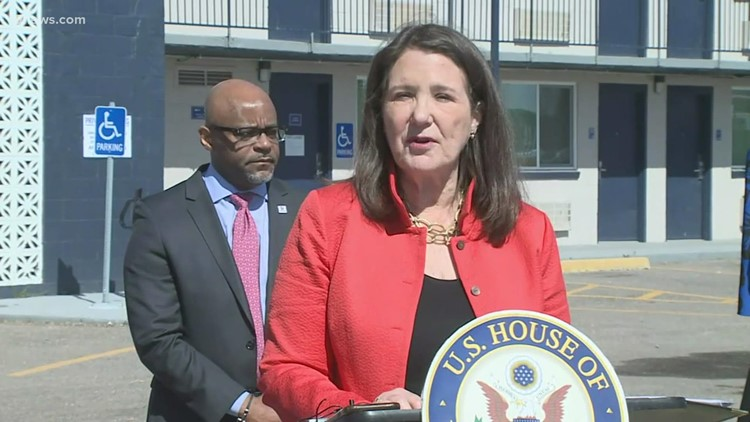 Rep. DeGette seeks $2 million for Denver hotel to house those experiencing homelessness