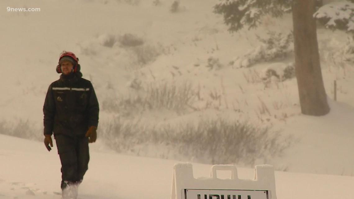 A sneak-peak of Arapahoe Basin ahead of ski season