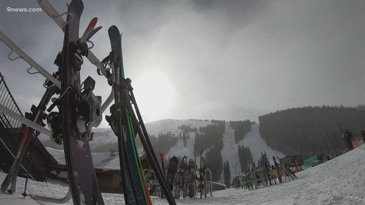 February snow keeping Colorado ski resorts busy