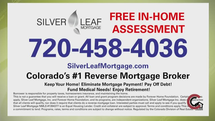 Silver Leaf Mortgage - January 15, 2020