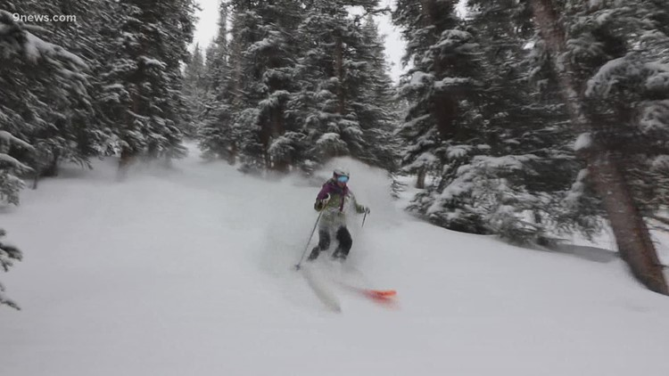 First to open, Wolf Creek Ski Area fires up 3 ski lifts to 600 acres of terrain