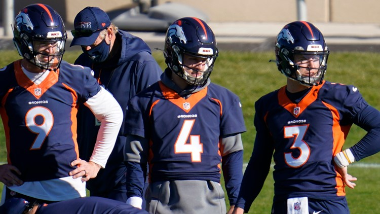 Chronology of Broncos' 5-year quarterback search