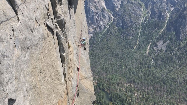 Colorado girl becomes youngest person to climb El Capitan