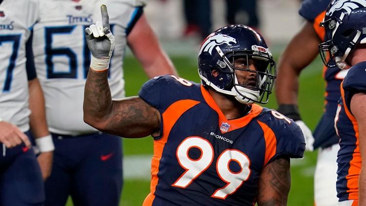 Jurrell, we hardly knew ya: Broncos release defensive lineman Casey