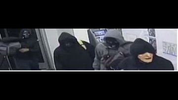 5 marijuana dispensaries robbed