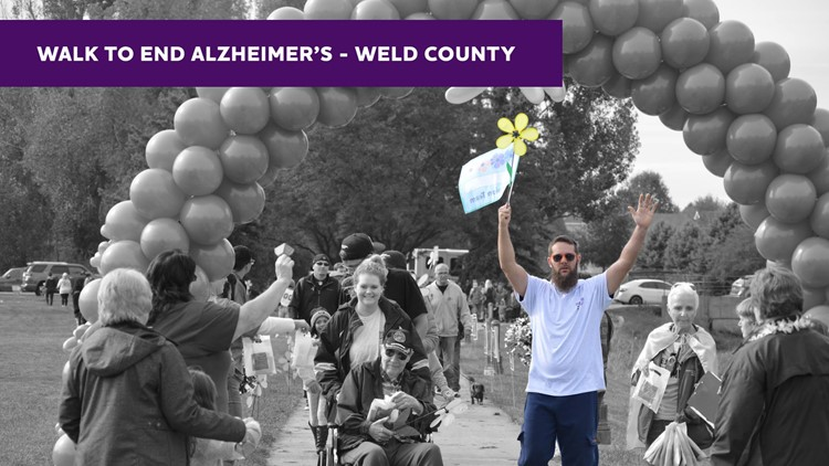 Walk to End Alzheimer's - Weld County Greeley