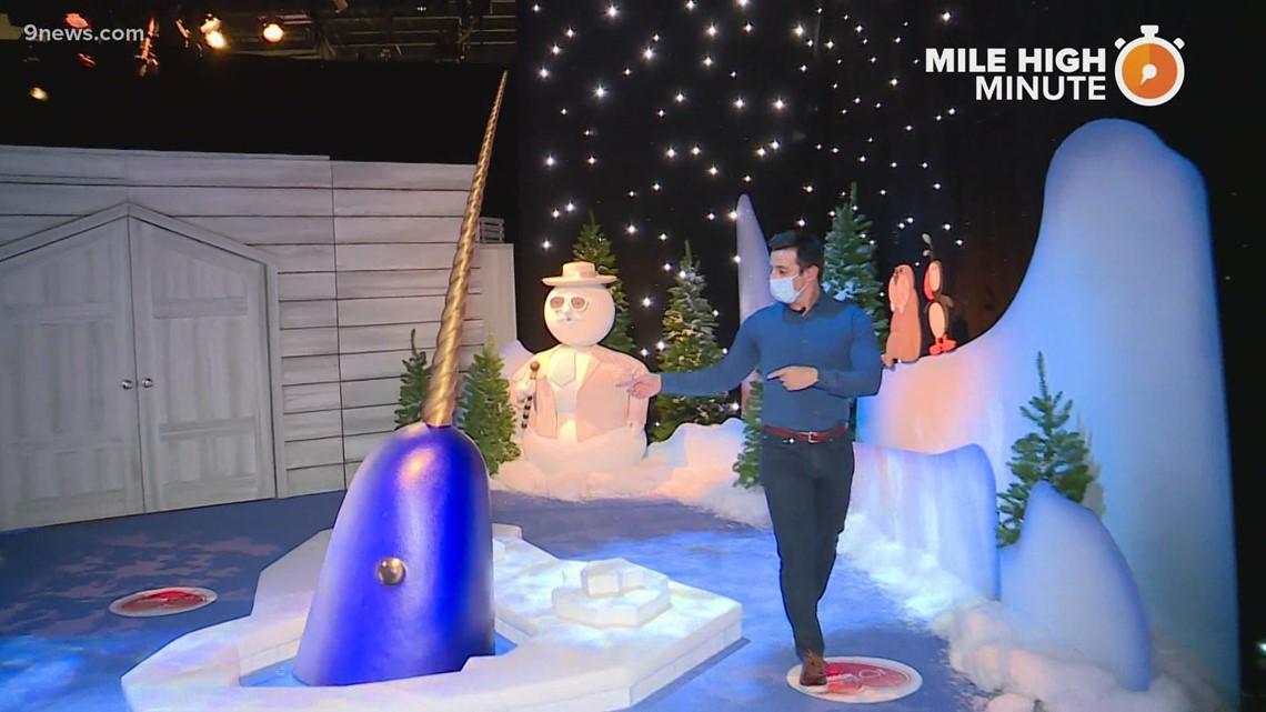 Gaylord Rockies bringing classic Christmas movies to life