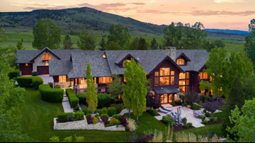 Boulder County ranch with two-story library hits market for $4.65M
