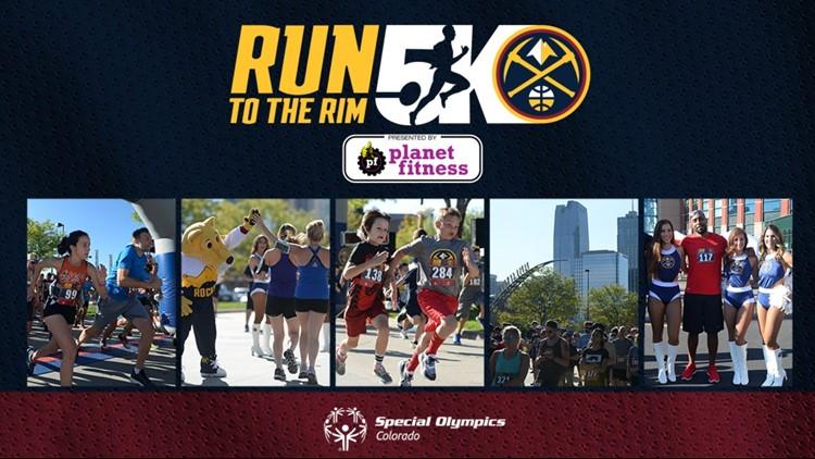 4th Annual Denver Nuggets 5k – RUN to the RIM