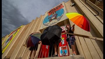 Parasol Patrol makes 'Drag For All Ages' a safe space for kids
