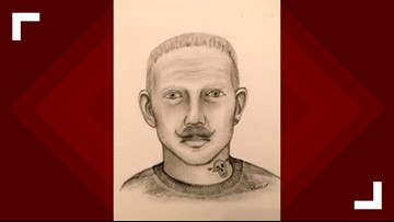 Lakewood police release sketch of man they say tried to lure boy with puppies