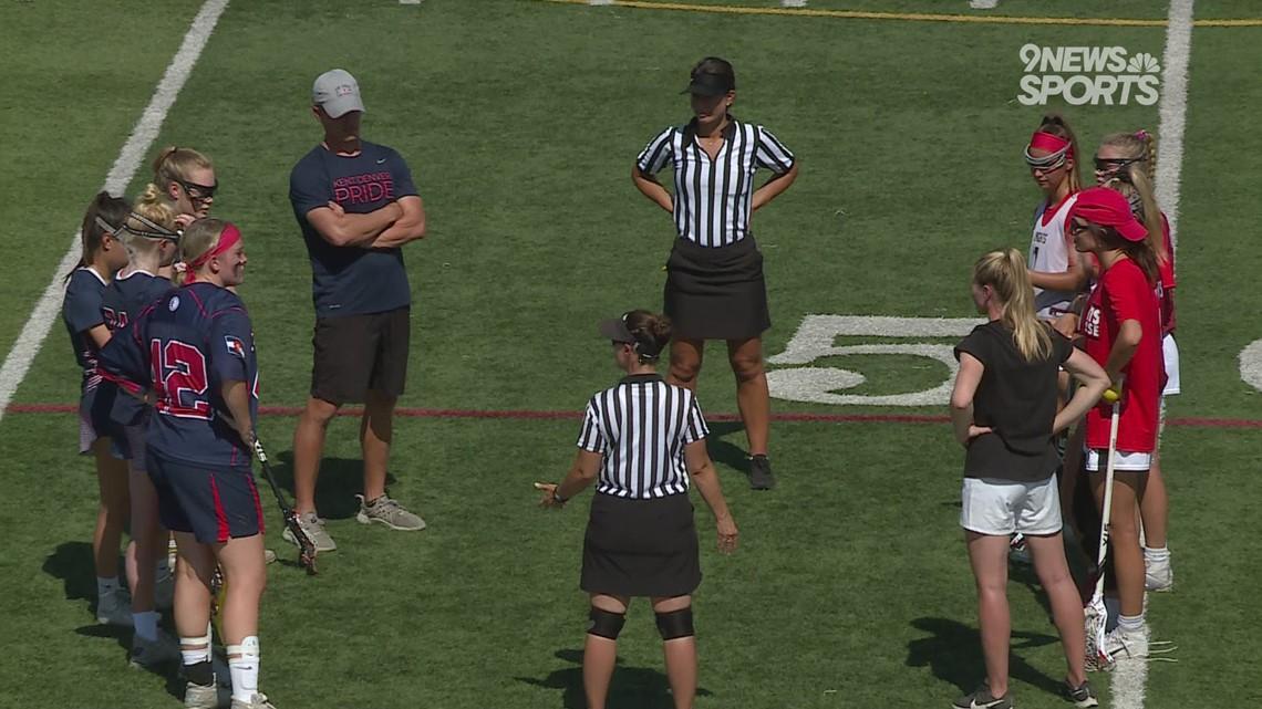 No. 8 Kent Denver girls lacrosse upsets No. 2 Fairview