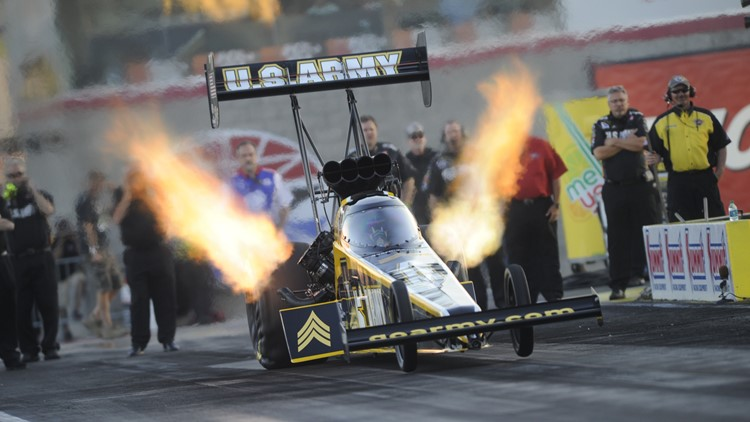 Mile-High NHRA Nationals
