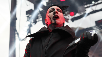 Marilyn Manson to headline 'Halloween with 107.9 KBPI' concert