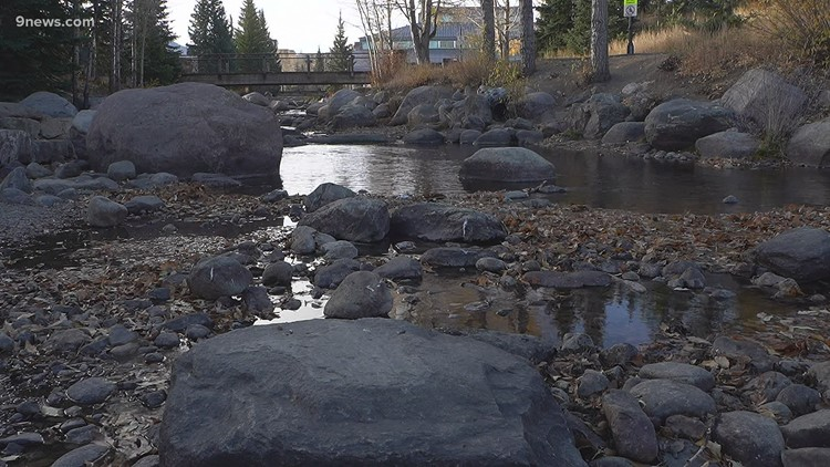 Voluntary closure on section of Colorado, Gunnison rivers due to low water levels