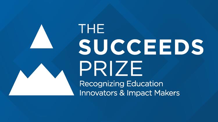 The Succeeds Prize, presented by Colorado Succeeds