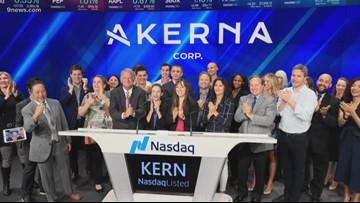 1st cannabis technology company now trading on NASDAQ