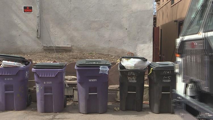 Denver trash collection