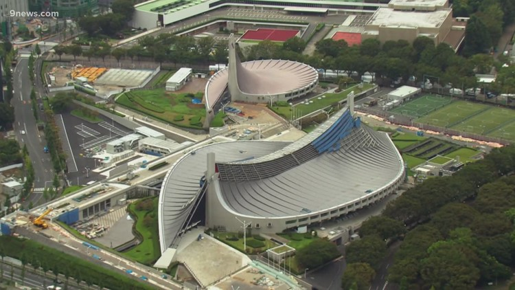 1964 Olympic venues play role in 2021 Tokyo Games