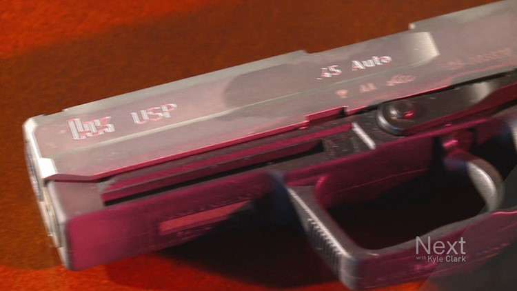 Red flag bill: A person who loses their gun has to prove they're no longer a risk to get it back