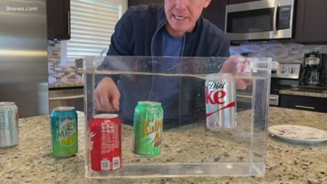 A clever way to find the sugar in your soda