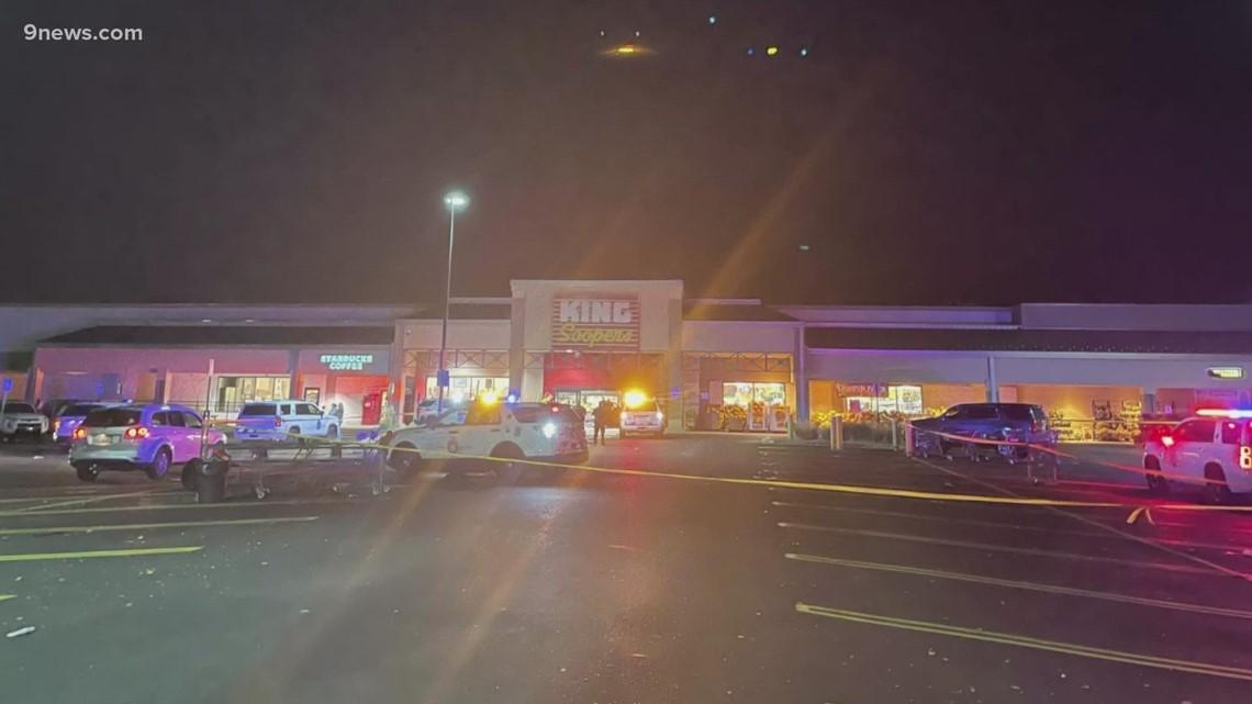 Man injured after shooting in Denver King Soopers parking lot