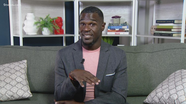 9NEWS reporter Eddie Randle shares his addiction story and journey to recovery