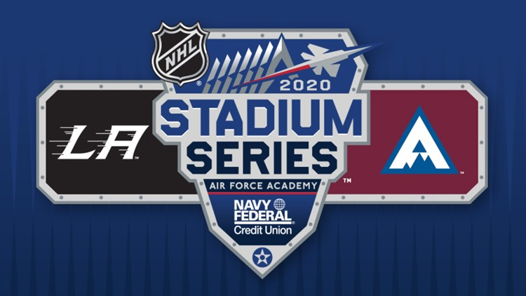 2020 Navy Federal Credit Union NHL Stadium Series Media Schedule of Events