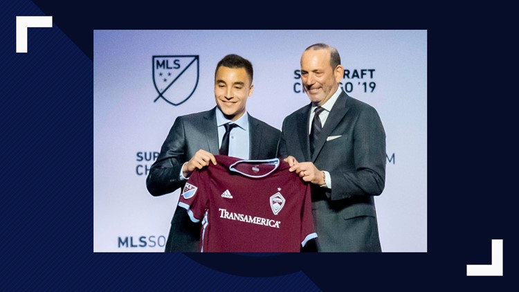 From Pio to Pid: Welcome to the MLS, Andre Shinyashiki