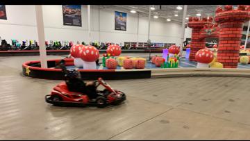 BLOG: Inside the Mario Kart live-action Mushroom Rally