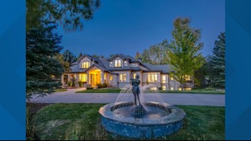Redesigned Cherry Hills Village mansion with 5 bedroom suites hits market at $5.6M