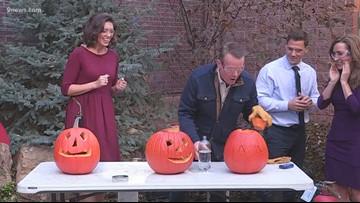 Spangler Science: The Self-Carving Pumpkin Trick