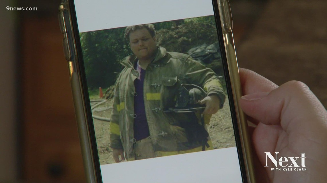 9/11 firefighter held onto letter from Arvada sixth grader