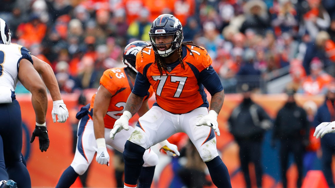 14 Broncos closing in on free-agent market