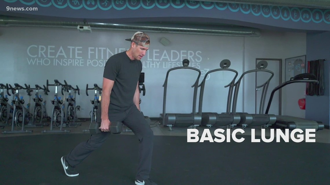 Improving on basic exercises in the gym