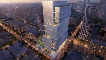 30-story tower proposed for downtown Denver