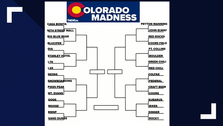 image regarding Nit Printable Bracket identify VOTE: There shall be basically one particular champion in just 9Information Colorado