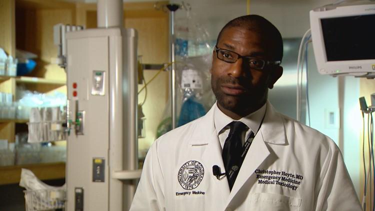 Dr. Christopher Hoyte