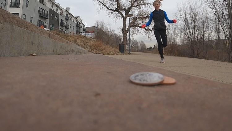 Brittany Charboneau marathon runner